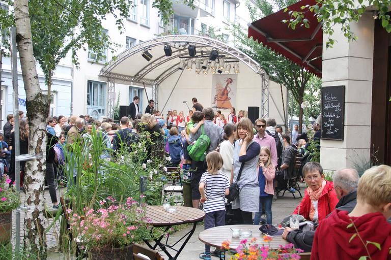 The Altonale street festival