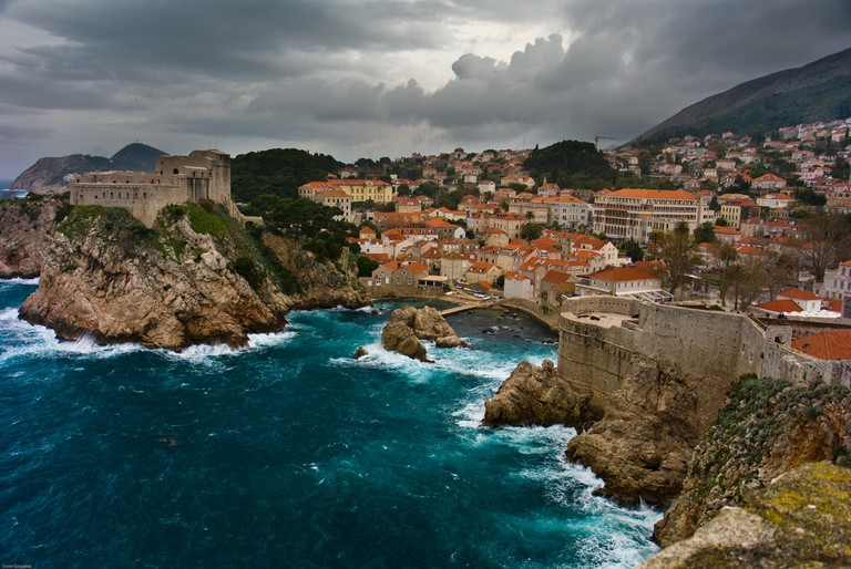 Lovrijenac and Bokar Fortresses, Dubrovnik, Croatia