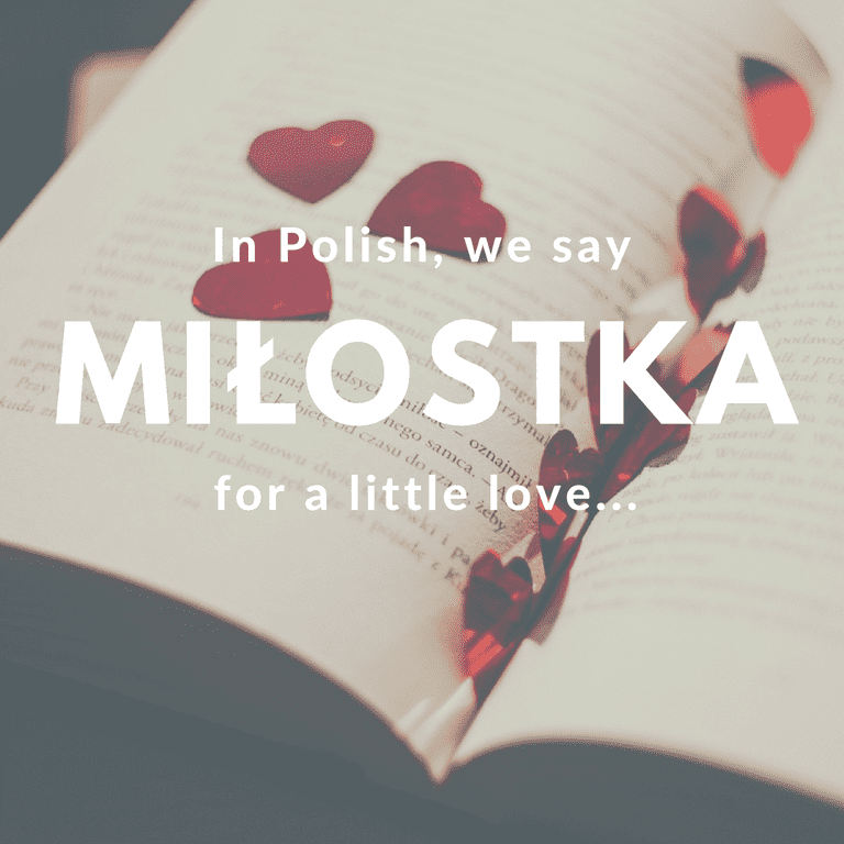 Milostka-Little Love