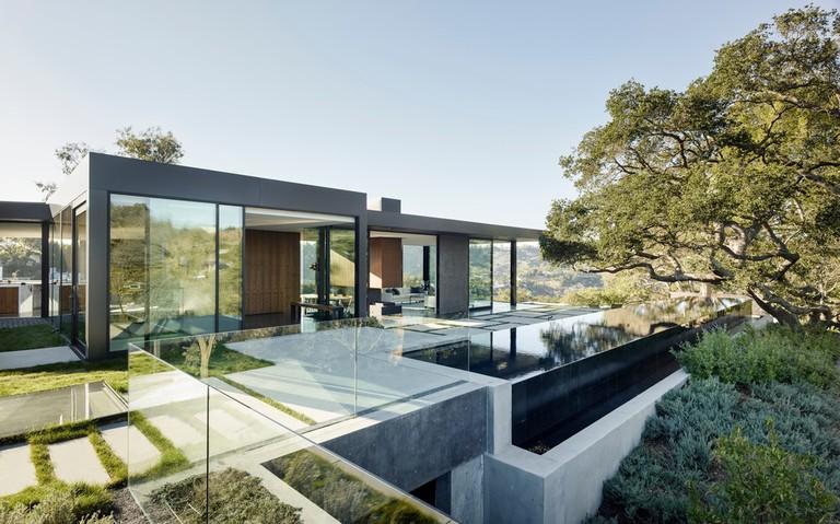 Oak Pass Main House, Beverly Hills, California