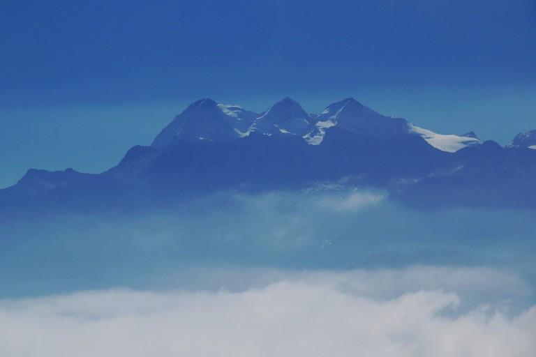 Pico Cristóbal Colón, Colombia's highest peak