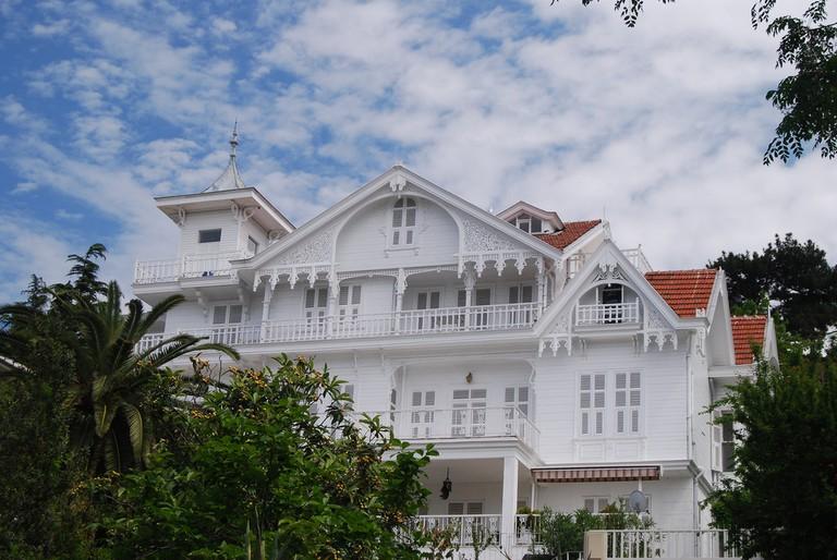 Büyükada House