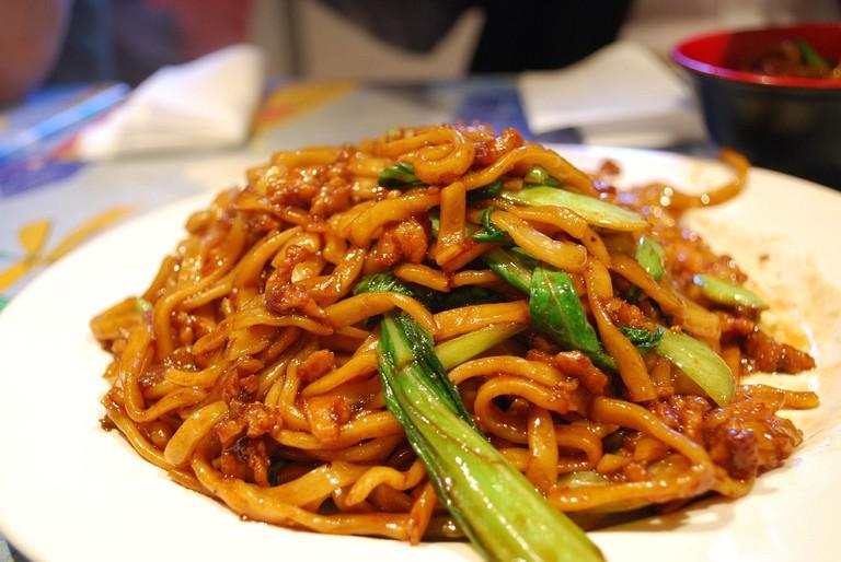Shanghainese Fried Noodles | ©Alpha/Flickr
