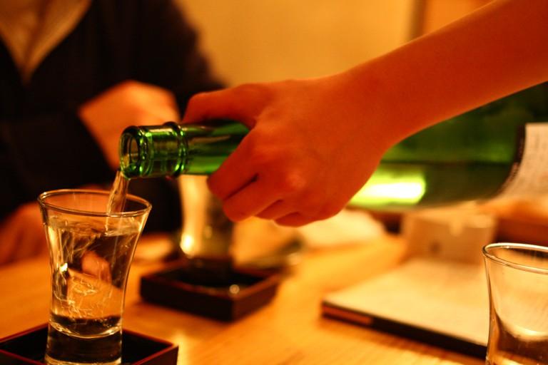 日本酒 (Nihonshu)