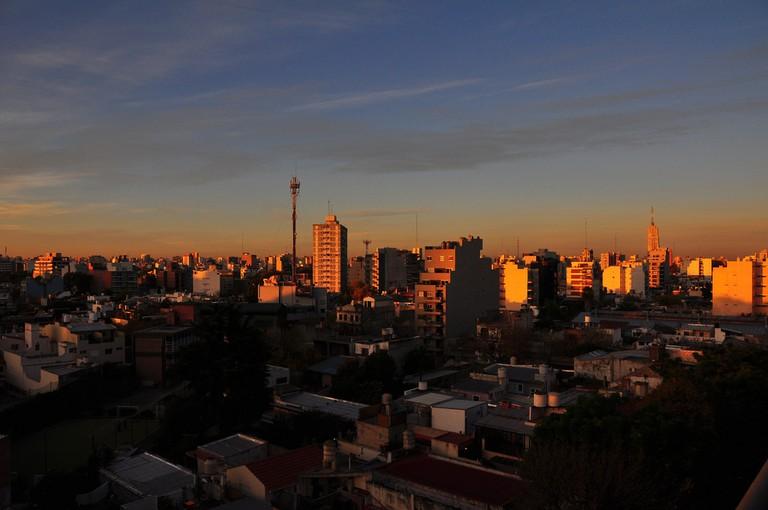 Sunrise over Buenos Aires | © Matt Gillman/Flickr