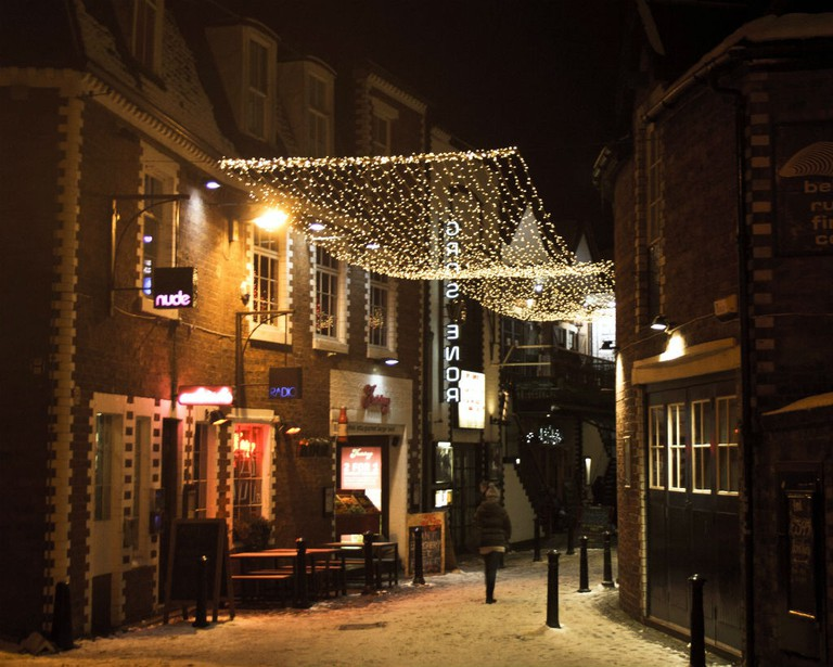 Ashton Lane | © Alex Gilbert/Flickr