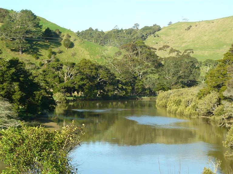 Puhoi River
