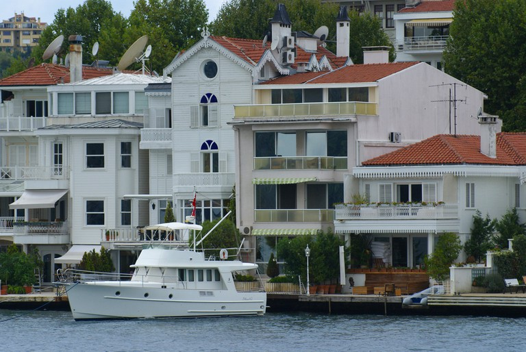 House at the Bosphorus