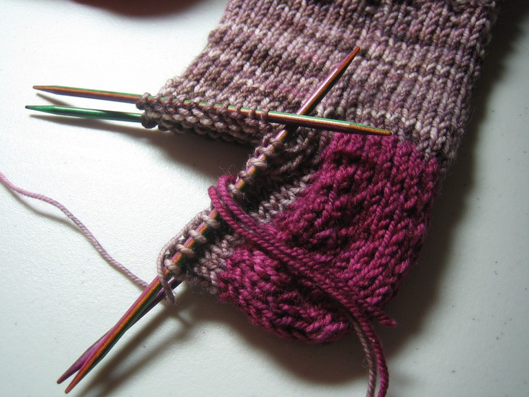 Knitting   © Liz M