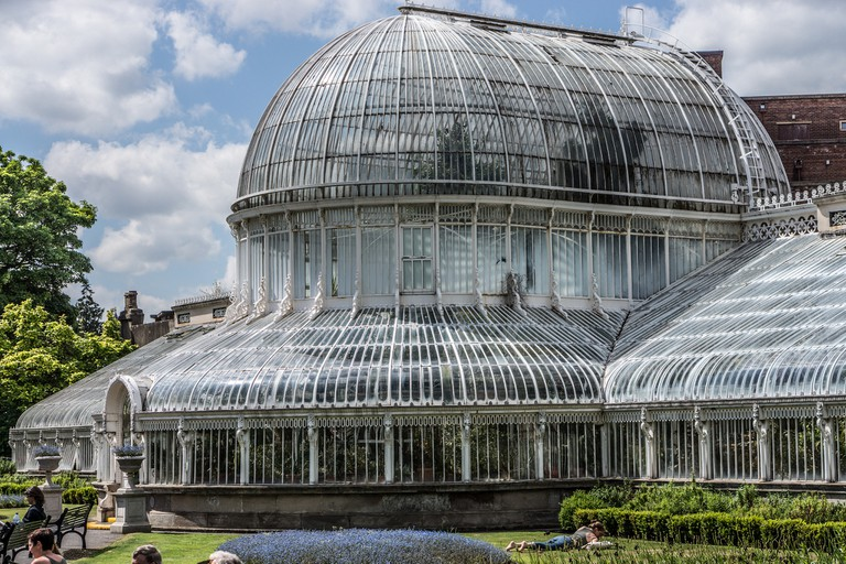 Palm House, Botanic Gardens | © William Murphy / Flickr