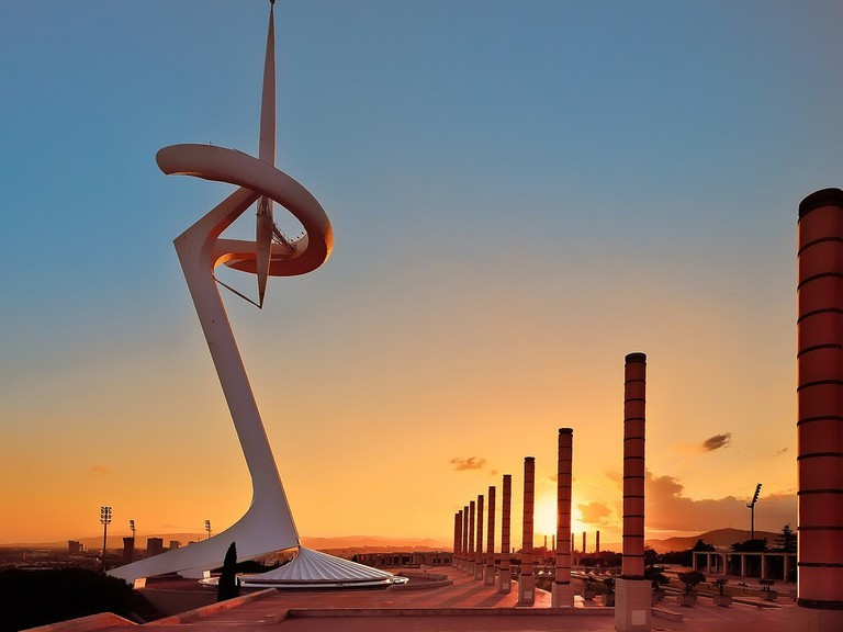 The Olympic Communication Tower © Tom Walk