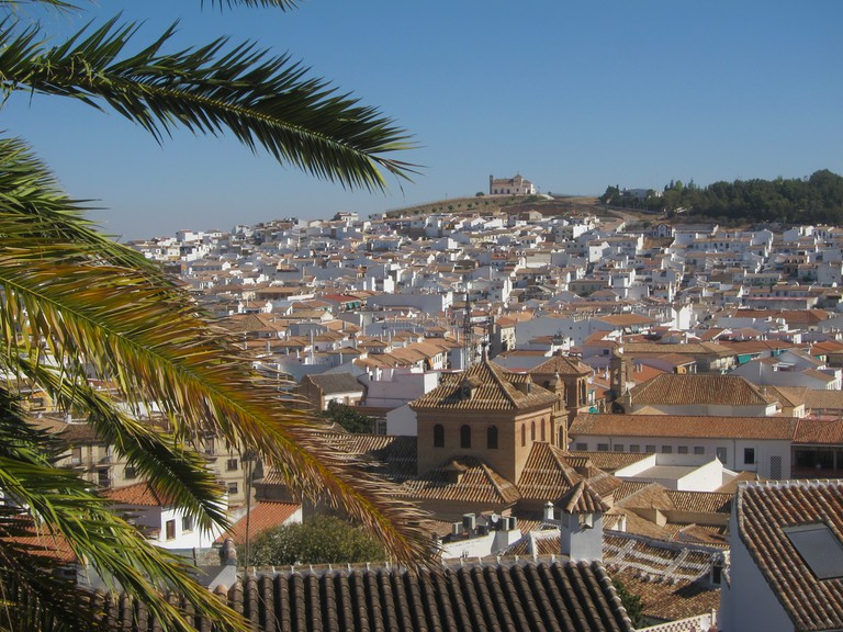 Whitewashed houses of Antequera