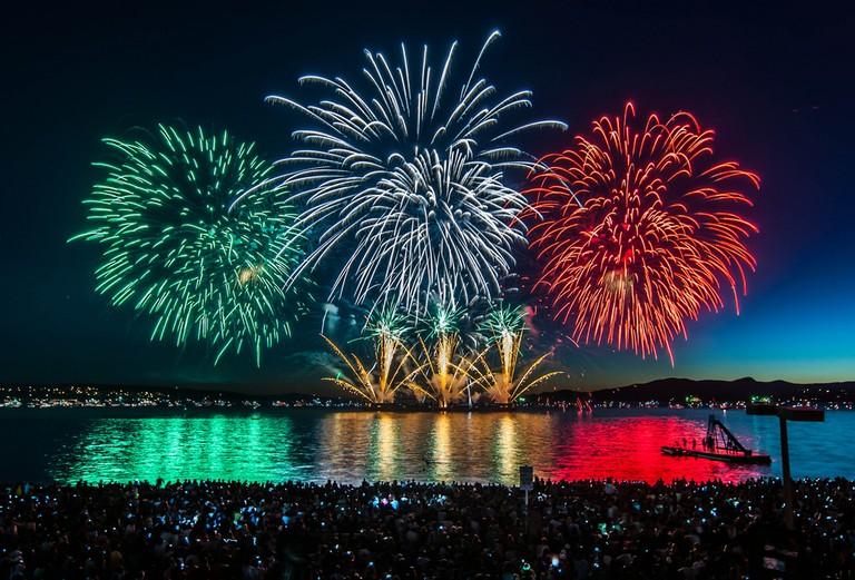 Vancouver's Celebration of Lights