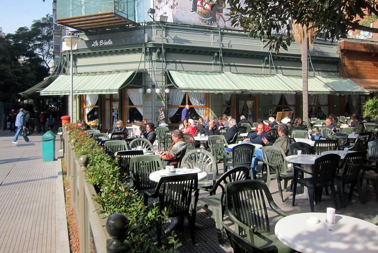 Buenos Aires - Recoleta: Café La Biela | © Wally Gobetz/Flickr