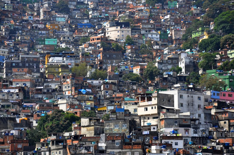 Rocinha, Rio's largest favela |© Alexandre Macieira|Riotur/Flickr