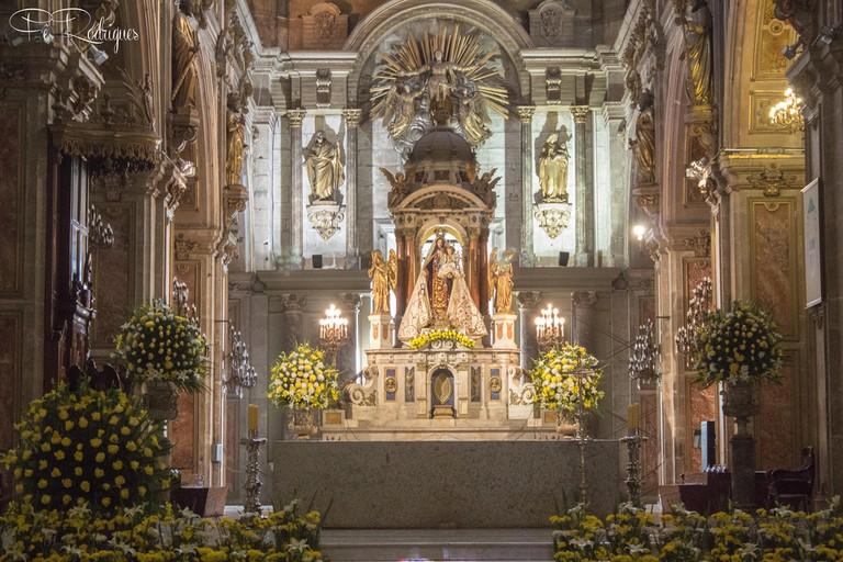 Catedral Metropolitana de Santiago – Santiago, Chile