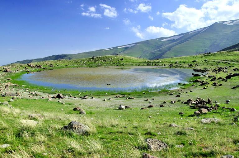 Sabalan mountains | © Farid Atar / Wikimedia Commons