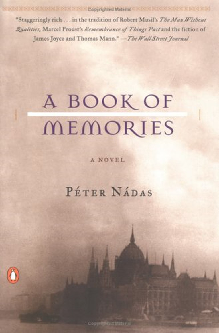 A Book Of Memories / Courtesy of Penguin Books