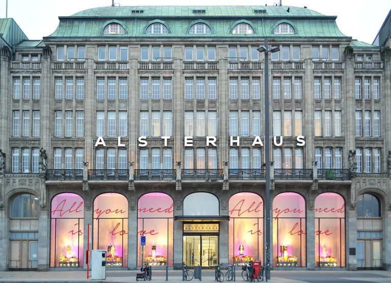 The Alsterhaus | © The KaDeWe Group GmbH