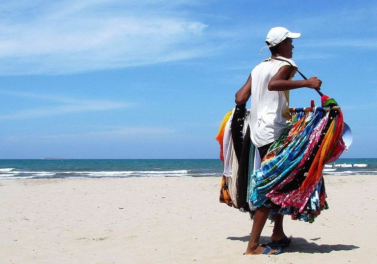 Brazilian sarong