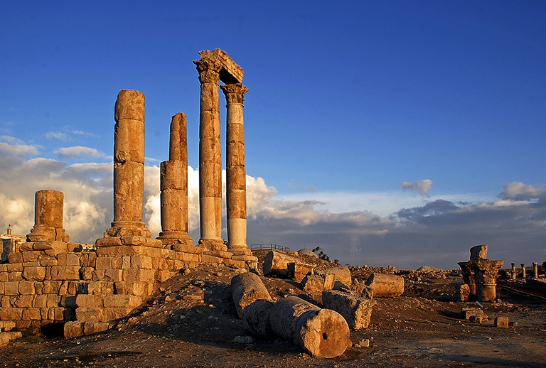 Amman: Best Seen Inside Out