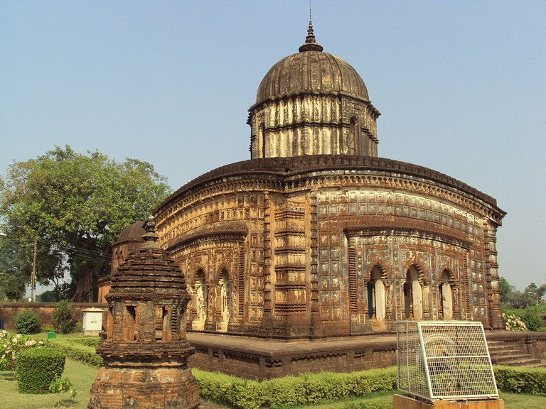 Bishnupur Amartyabag/ WikiCommons
