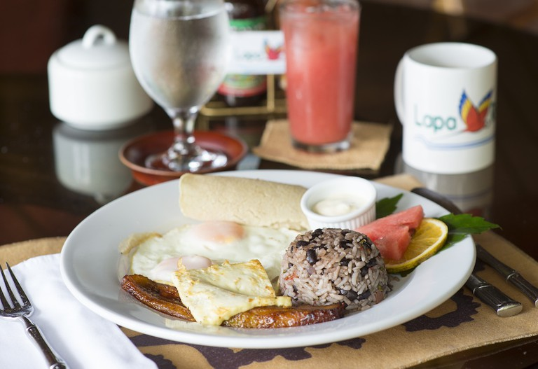 Typical Costa Rican breakfast | © James Anderson / Tartan Group