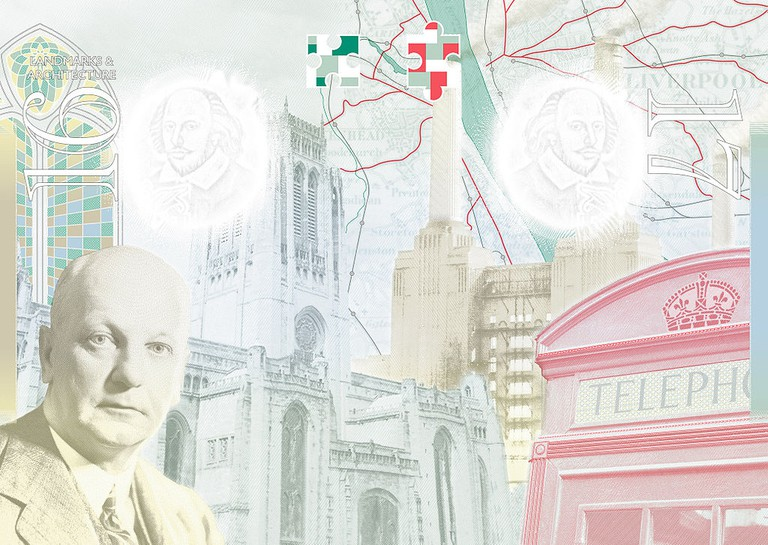 British Passport 'Creative United Kingdom' Passport | © HM Passport Office, De La Rue/Creative Commons