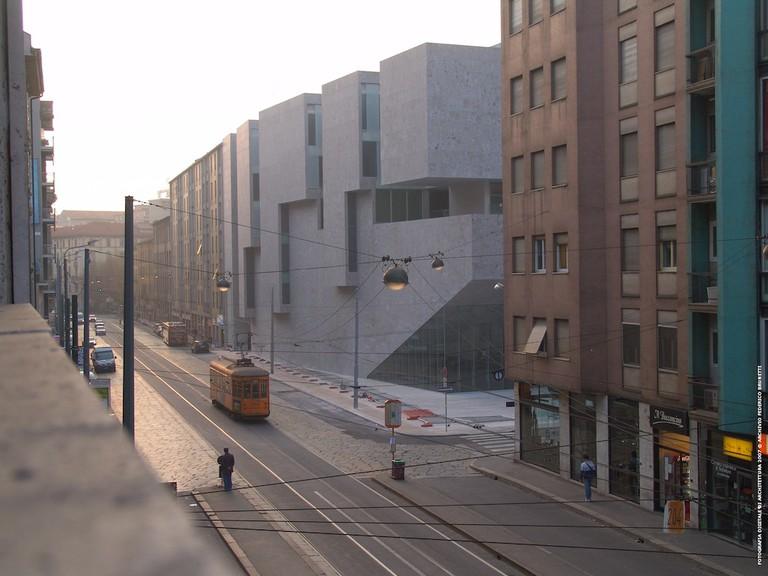 Universita Luigi Bocconi by Grafton Architects