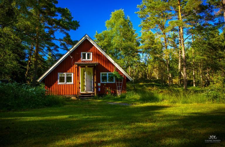 Camping archipelago