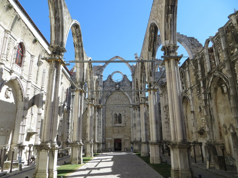 Convent of Our Lady of Mount Carmel (Carmo Convent)
