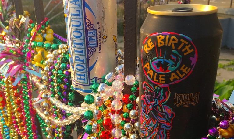 NOLA Beer | © Wild Bill Enwall