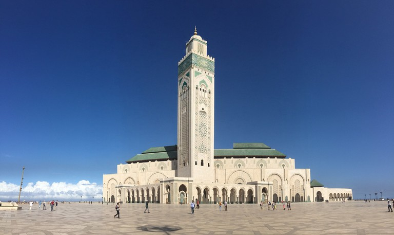 Casablanca © danyloz2002/Pixabay
