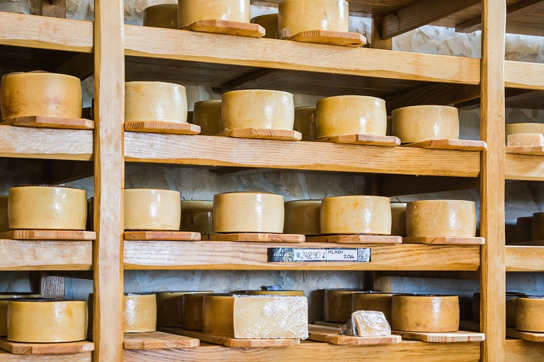 cheese | ©Isiwal / Wikimedia Commons