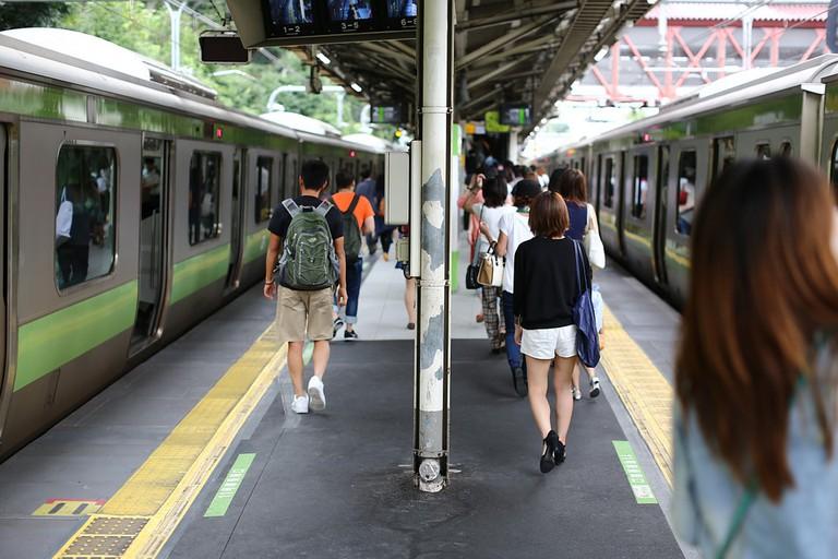 Tokyo Metro station   © uniquedesign52/Pixabay