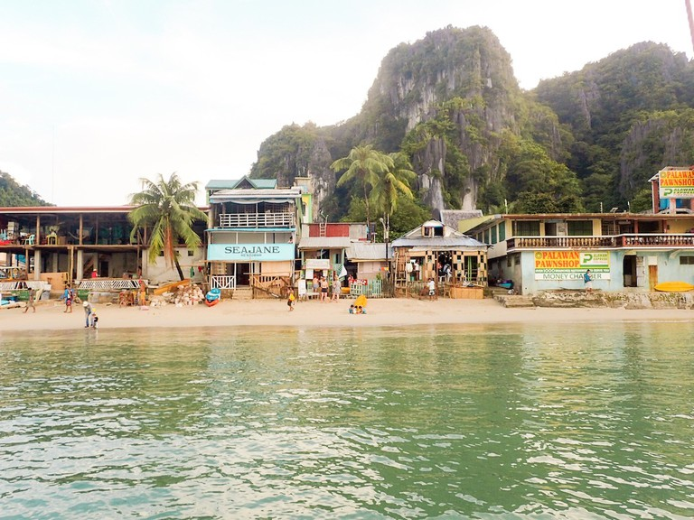 El Nido City | © Kelsey Madison