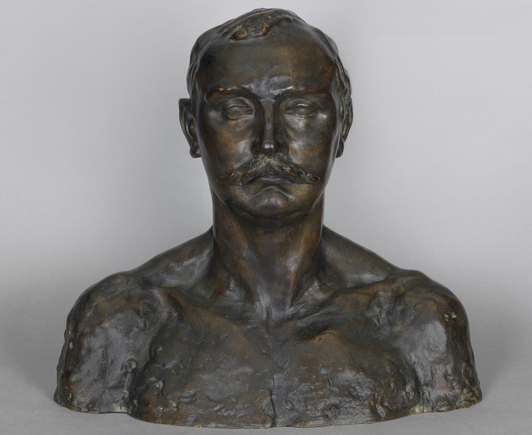 Paul Claudel at the age of 37
