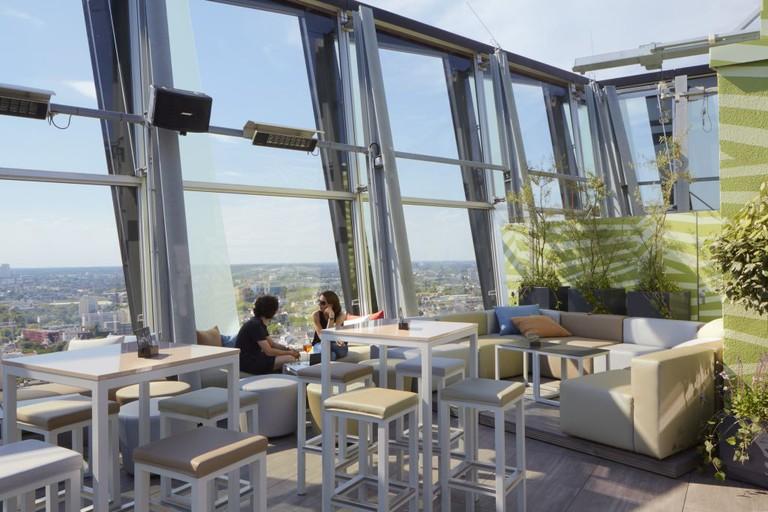 Clouds Restaurant Hamburg