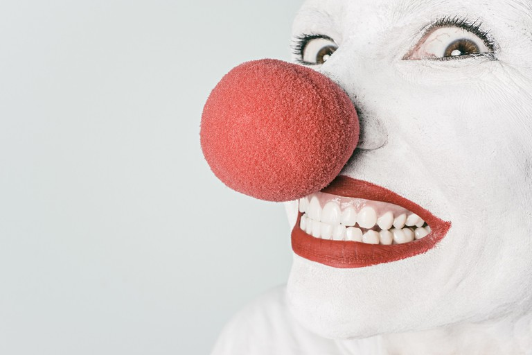 Clown │© Gratisography / Pexels