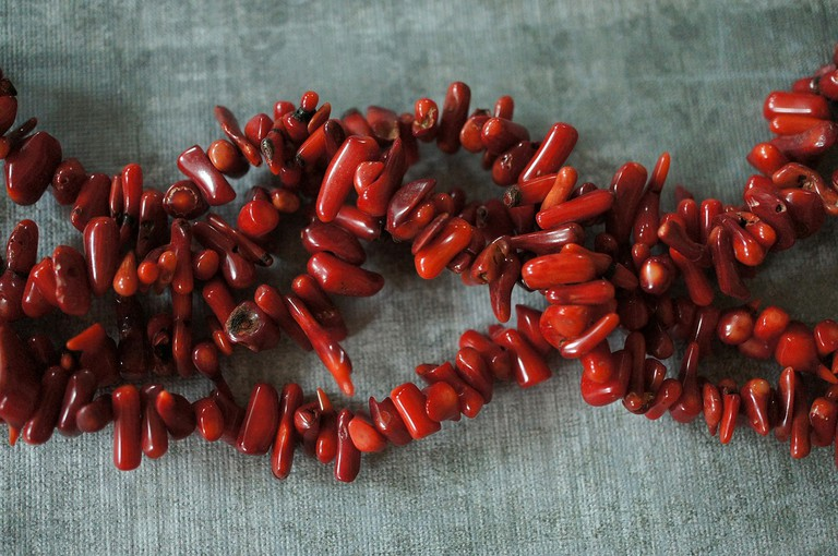 Coral Necklace Pop|© Starbright / Pixabay
