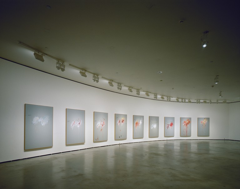 Nine Discourses On Commodus by Cy Twombly | Guggenheim Museum Bilbao