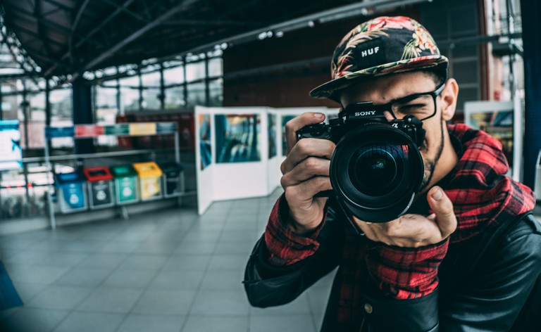 Digital camera │© Kaique Rocha / Pexels