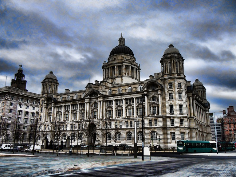 The Most Impressive Buildings In Liverpool Uk