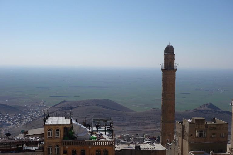 Ulu Cami Minaret