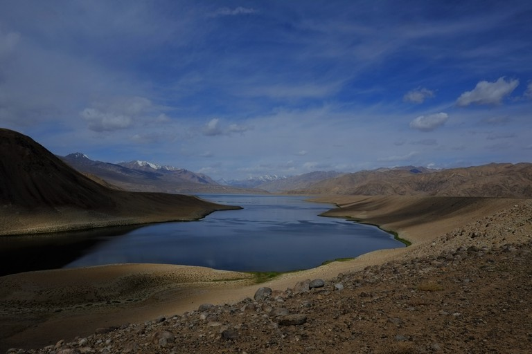 Lake Yashikul, Tajikistan