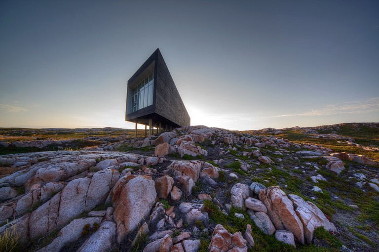 Long Studio on Fogo Island