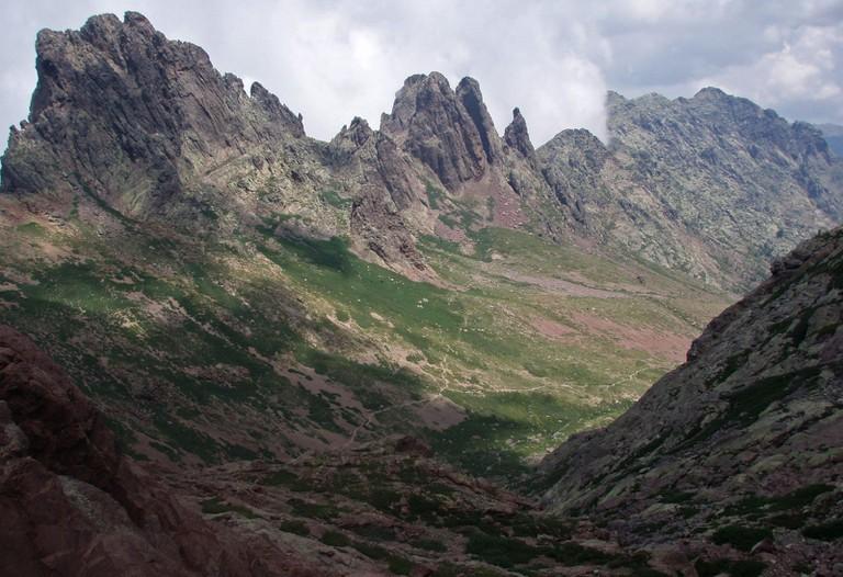 GR20 Trail in Corsica │© akunamatata / Flickr