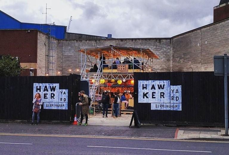 Hawker Yard, Birmingham