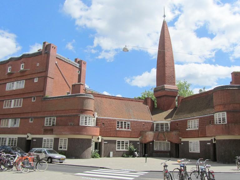 Het Schip, now the Amsterdamse School Museum