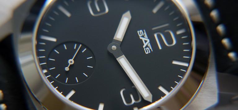 Courtesy of SAS Watch Company